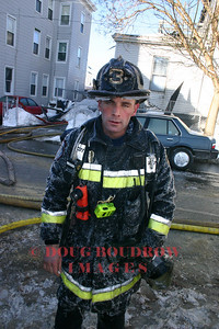 Boston, MA FF Glen Preston