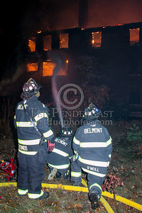 Belmont MA - 2 Alarms Box 61 McLean Hospital, Codman Building