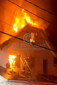 Belmont MA - 3 Alarms at 606 Trapelo Rd