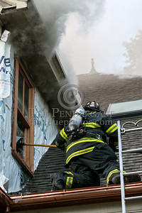 Belmont MA - 3 Alarms Box 516 for 35 Clover St