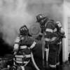 Belmont MA - Garage fire at 46 Van Ness Rd
