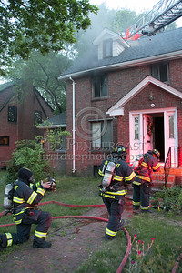 Belmont MA - Working Fire - 362 Lake St