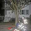 CPR In Progress IFO The Building On Male Occupant Rescued By The Crew Of Engine 2