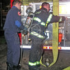 FF Andrew Tobio (E2 Engineer) Changes FF Dave Toomey's Bottle