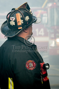 Boston MA - 4 Alarms at 105 Murdock St in Brighton