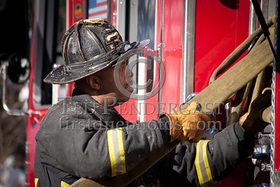 Brookline MA - 3rd Alarm Box 196 for 71 Griggs Rd