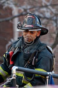 Brookline MA - 4 Alarm Apartment Bldg Fire - 1471 Beacon St
