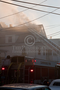 3 Alarms CambridgeMA 48 Hubbard Avenue