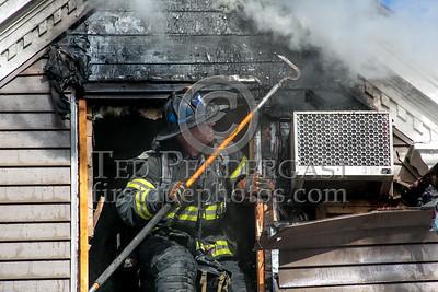 Cambridge MA - Working Fire, Box 7, 35 Porter Rd