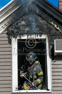 Cambridge MA - Working Fire, Box 7, 35 Porter Rd