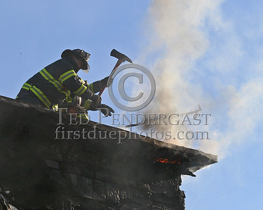 Opening up a hot spot on the roof