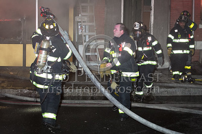 Chelsea MA - 2 Alarms Box 13 - 18 Congress Av - El Dorado Bakery