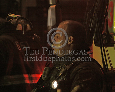 Member of Truck 3 Cooling Down