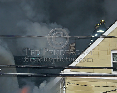 Smoke Venting From The Roof