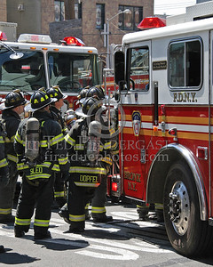 2nd Alarm Bronx Box 2740 for 1381 Bristow St - Fire in a private dwelling