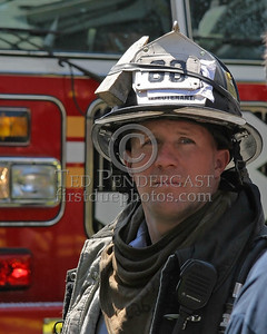 Lieutenant, FDNY Engine Co 60 - 2nd Alarm in the Bronx on Bristow St.