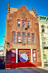 FDNY Squad 252's Firehouse - 617 Central Avenue, Brooklyn