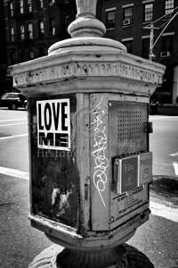 FDNY ERS Box Greewich Av and W 10th St  Manhattan