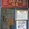 Watch Desk - The Quarters Of Squad Co.61 & Battalion Two-Oh - FDNY - Da Bronx
