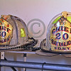 Helmets - 20th Battalion - FDNY - Da Bronx
