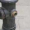Hydrant In Front Of The Quarters Of Squad Co.61 - FDNY - Da Bronx