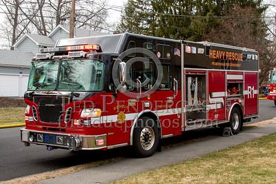 Framingham MA - 2 Alarms at 49 Crest Rd