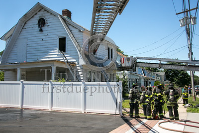 Hempstead NY - Working Fire -  11 Tennessee Av