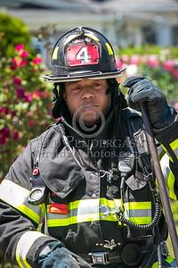 Hempstead NY - Working Fire -  11 Tennessee Av