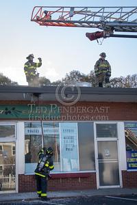 Lexington MA - Working Fire - 180 Bedford St