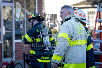 Lexington MA - Working Fire - 180 Bedford St