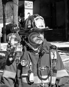 Lieutenant, Bedford Mass. Fire Dept.