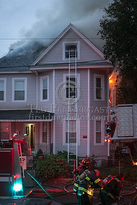 Lowell MA - 3 Alarms - 18-22 Burgess St
