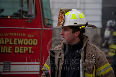 Maplewood NJ (Essex Co) - 4 alarms for a house on Jacoby Rd near Springfield Av