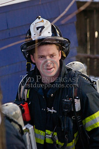 Somerville MA - 3rd Alarm Box 725 for 56 Fairfax St