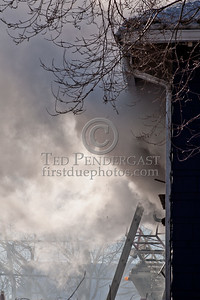 Somerville MA - 3rd Alarm Box 725 for 56 Fairfax St