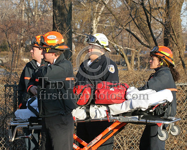 Cataldo Ambulance Company EMS Stand-By at the scene