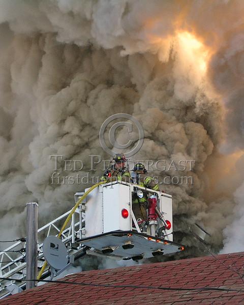 Heavy Rolling Smoke On The Delta Side