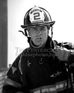 Captain, NHRFR Ladder Co. 2 -- 2 Alarms Transmitted On Arrival For A Fire In A Store Front At 530 31st. Street In Union City, New Jersey.