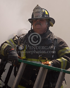 Captain, NHRFR Safety Officer -- 2 Alarms Transmitted On Arrival For A Fire In A Store Front At 530 31st. Street In Union City, New Jersey.