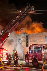 Watertown MA - 3 Alarms at 313 Main St