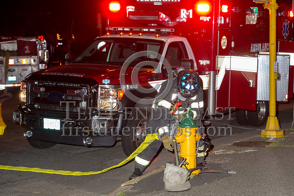 Watertown MA - 3 Alarms on Belmont St - firstduephotos