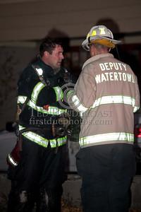 Fri., Nov.6,2009 - Watertown,MA - 2 Alarms, 54 Channing Rd