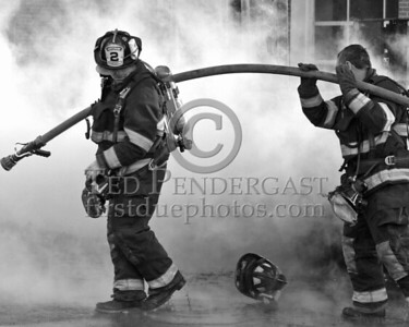 Lt. From Watertown Engine 2 Repositioning Line