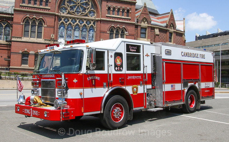 Engine 1 - 2013 Pierce Saber PUC 1250/500 (Ex E-2).