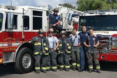 The Clearwater Station 45 Gang