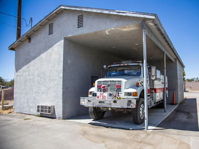 Fire Station 301