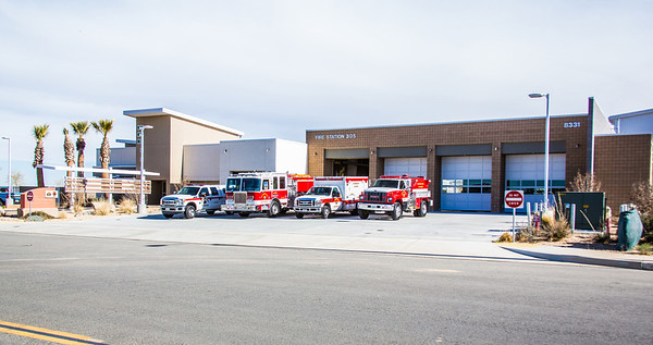 Fire Station 305