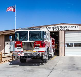 Medic Engine 42, Yucca. 09/19/16