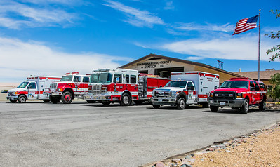 Station 41, Yucca Valley.