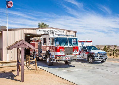 Station 42, Yucca Valley.